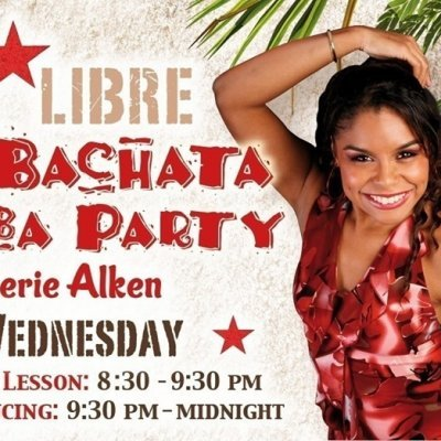 Salsa, Bachata & Kizomba Party with Valerie