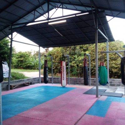 Make time for the Muay Thai Gym