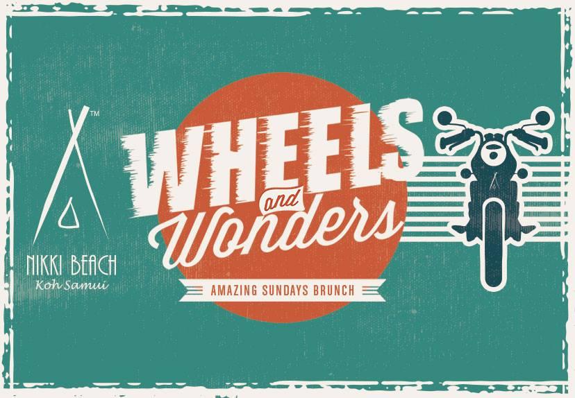 Wheels & Wonders: Amazing Sundays Brunch