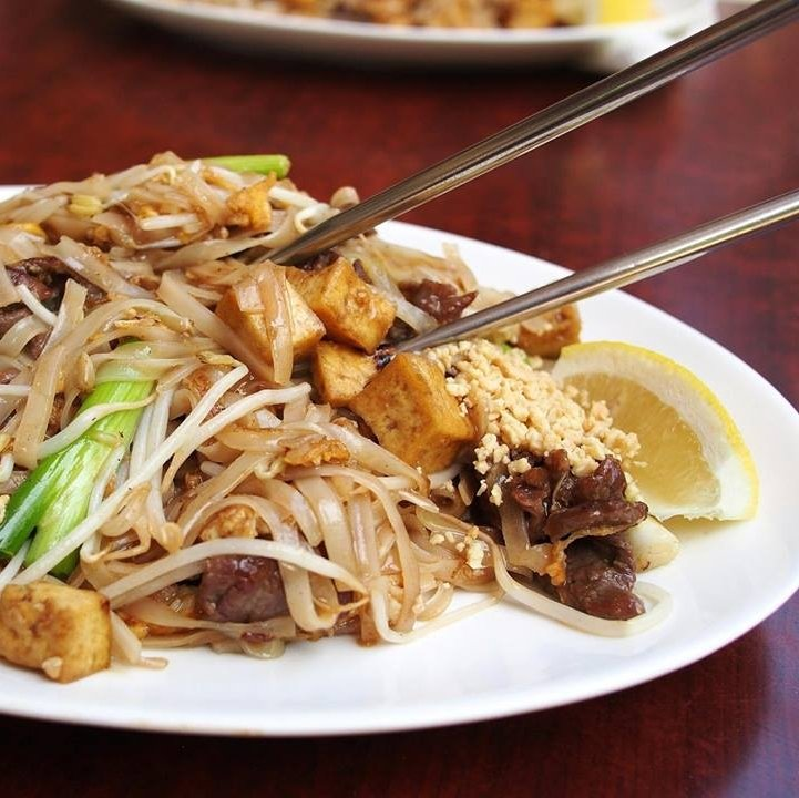 Wok-Noodles Lunch Promotion