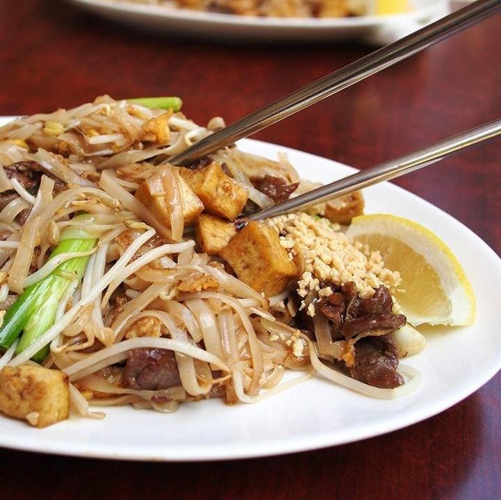 Wok-Noodles Lunch Promotion