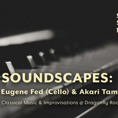 SOUNDSCAPES: Cello & Piano Concert