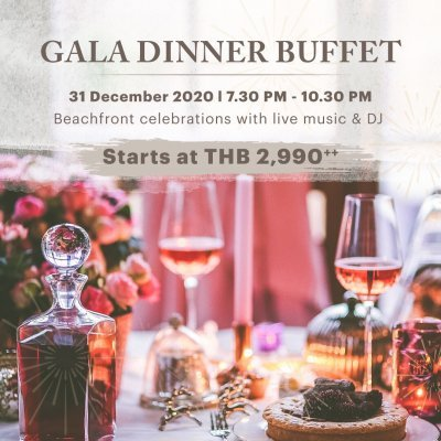Gala Dinner Buffet
