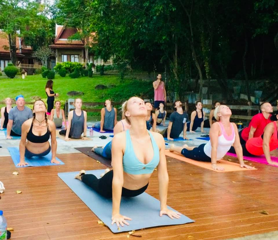 Intensive 200 Hour Yoga Teacher Training Thailand