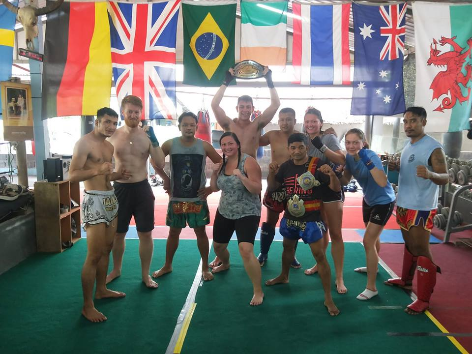 Make time for Muaythai!