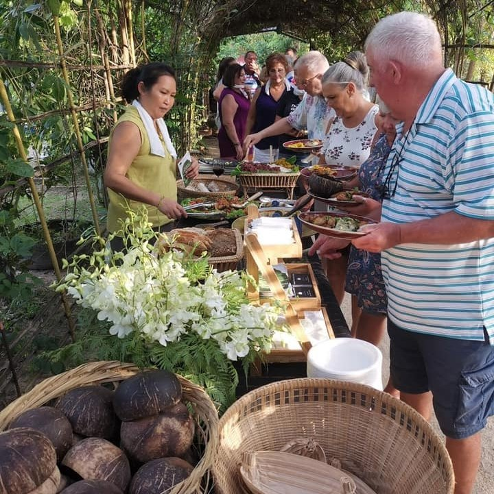 Jungle Kitchen Cooking Class