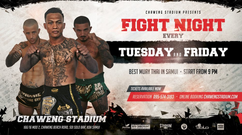 Tuesday Super Fight