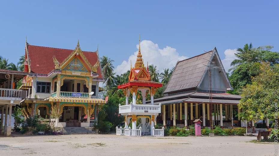 Visit a Thai Temple
