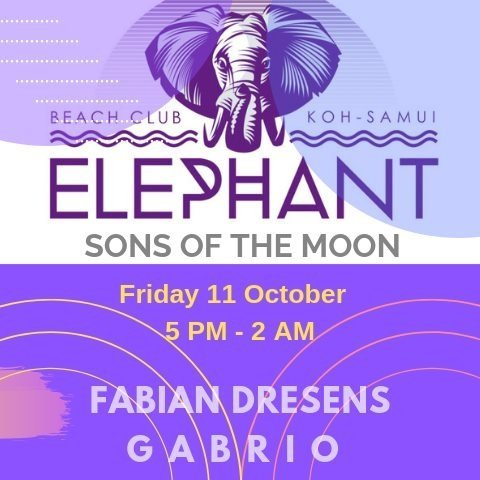 Elephant X Sons Of The Moon