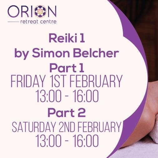 Reiki 1 by Simon Belcher Part 2