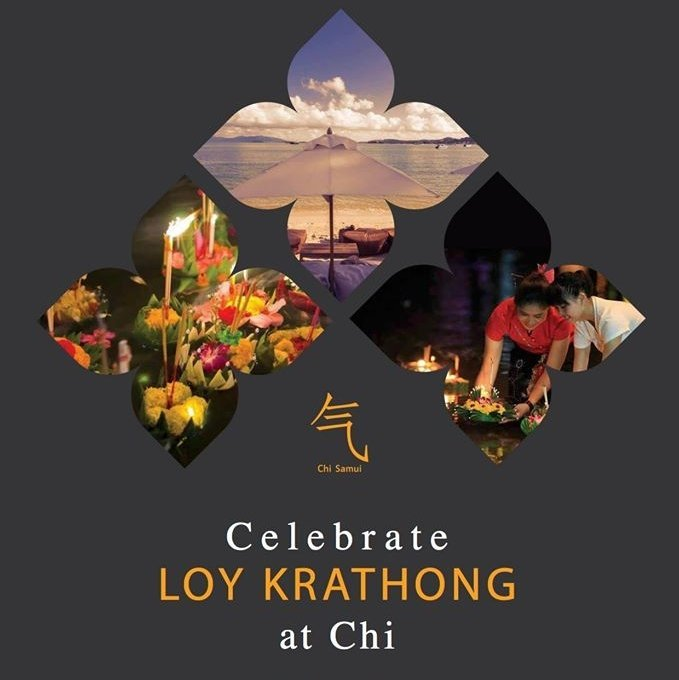 Loy Krathong at Chi