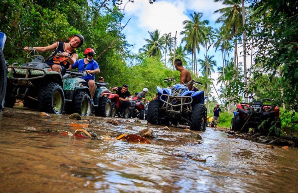 ATV ride!
