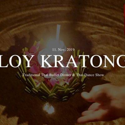 Loy Kratong Dinner