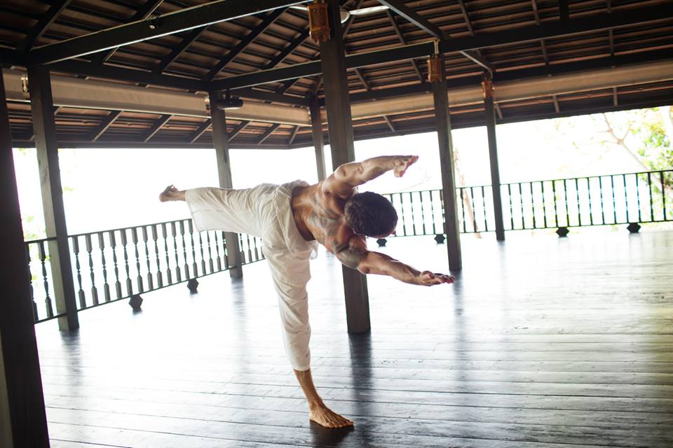 Handstand & Acro Yoga Retreat