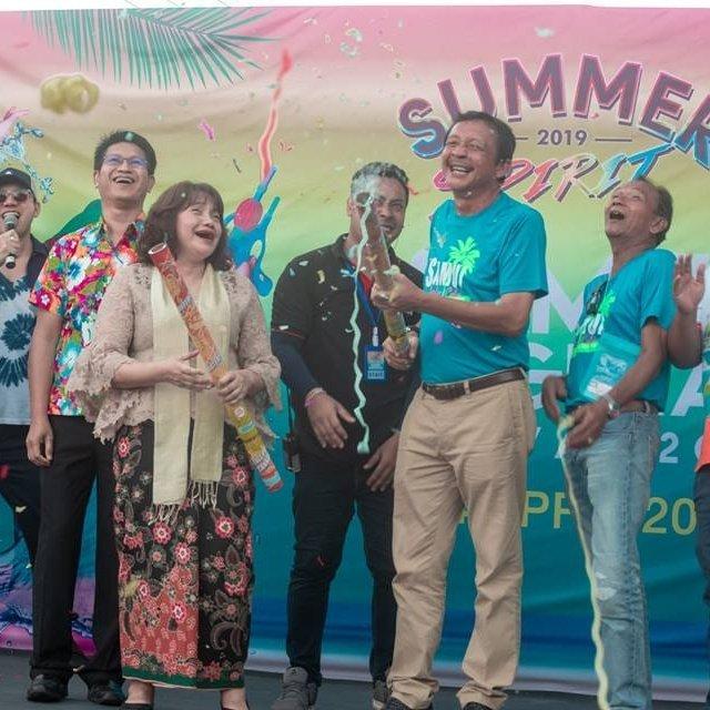 Samui Festivals 2019 (Chaweng Stage)