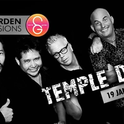 Secret Garden Sunday Sessions presents: Temple Dogs!