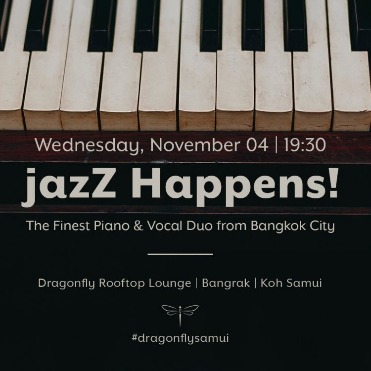 JazZ Happens @ Dragonfly Lounge