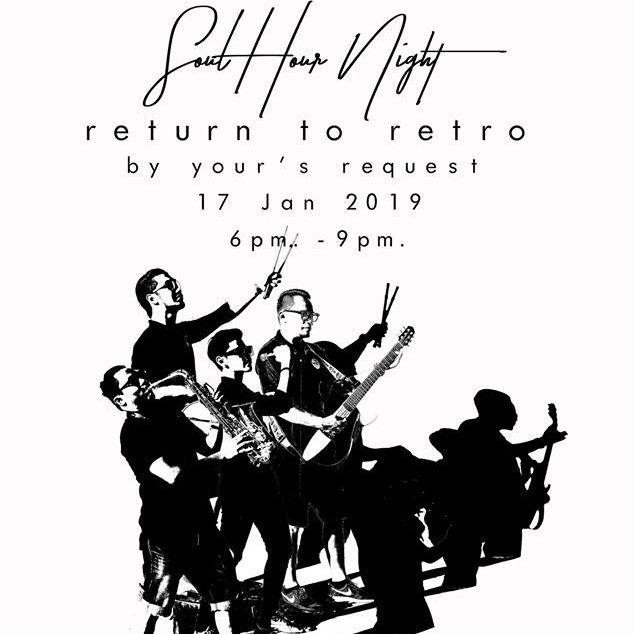 Soul – Hour Night – Return To Retro by Your's Request