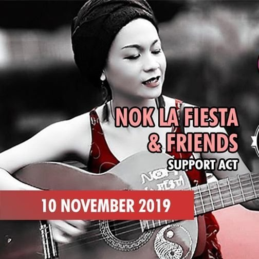 SG Sunday Sessions presents: NOK La Fiesta & Friends