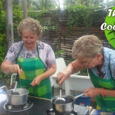 Learn to cook Thai herbs