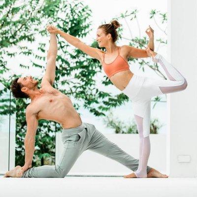 Rocket Relax Restore Yoga Retreat