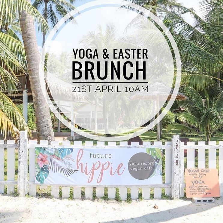 Yoga & Easter Brunch