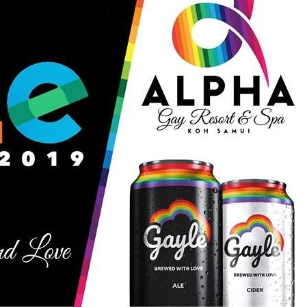 Samui Sonkran Pride Parade 2019