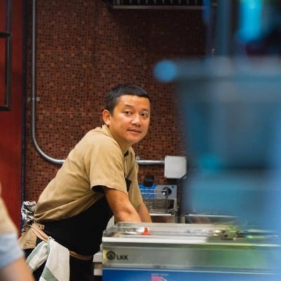 Chef Num, From Issan to Samui, Part 1 : Chef Table