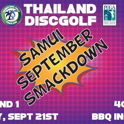 Samui September Smackdown