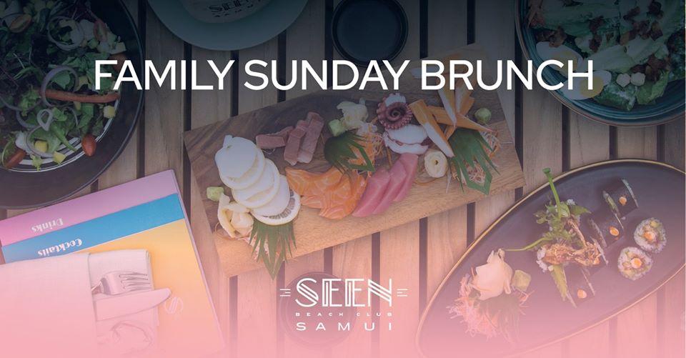 SEEN Sunday Family Brunch