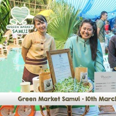 Next Samui Green Market - 10th March 2019