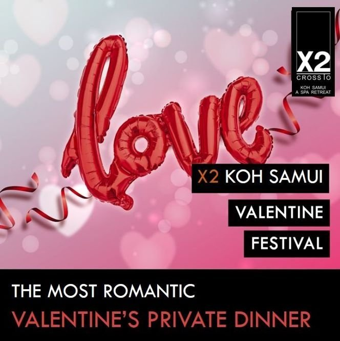 The Most Romantic Valentine's Dinner on the beach