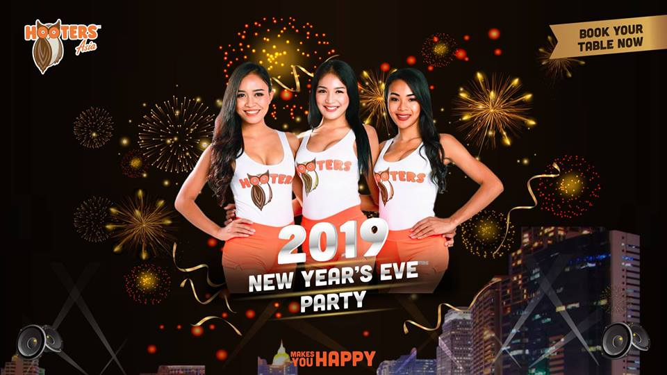 NYE 2019 Countdown PARTY