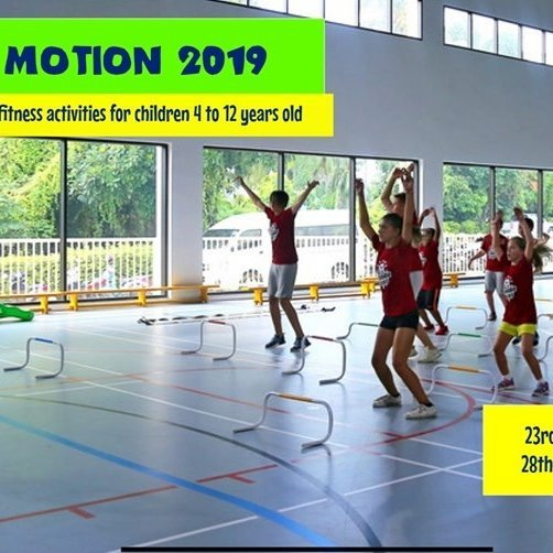 Sports camp October 2019 (Body in Motion)
