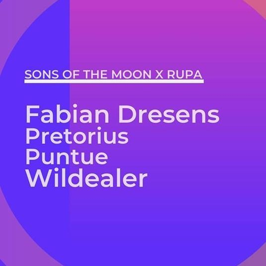The Garage X Sons Of The Moon X Rupa