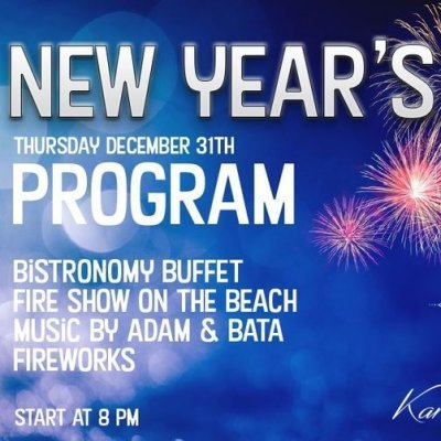 New Year's Eve with Karma