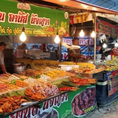 Night Market HUA THANON