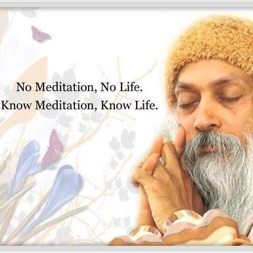 Free Osho Meditation