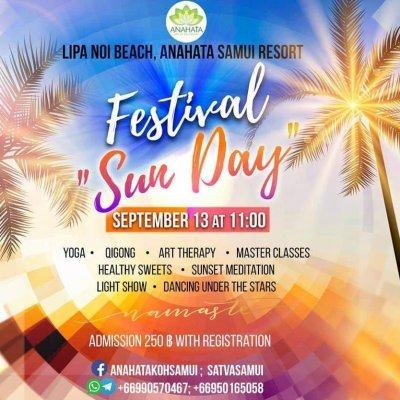 """Sun Day"" Festival"