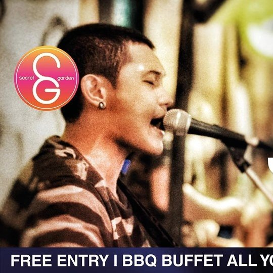 SG Sunday Sessions presents: Matthew James & Friends!
