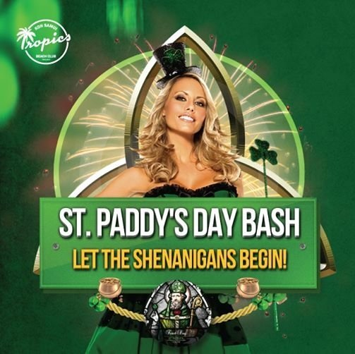 St. Paddy's Day Bash