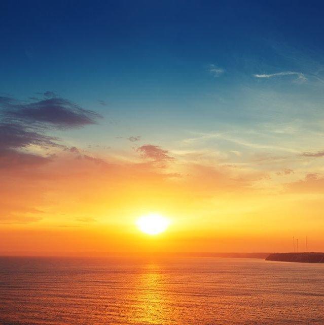 Saturday Sunset Flow