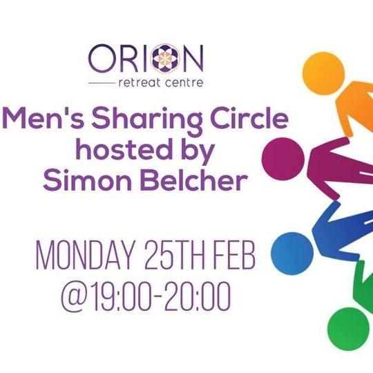 Men's Sharing Circle