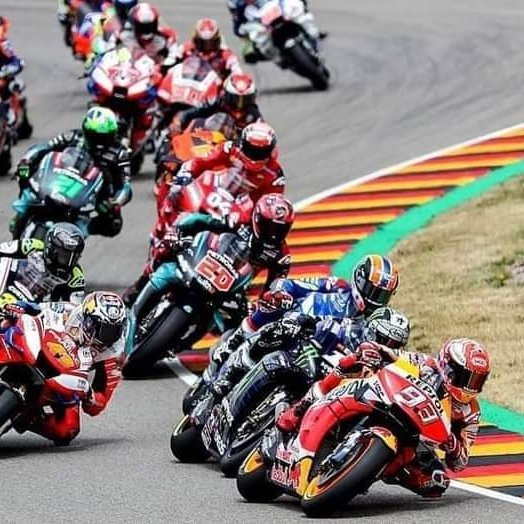 MOTOGP And Formula 1 In A Row