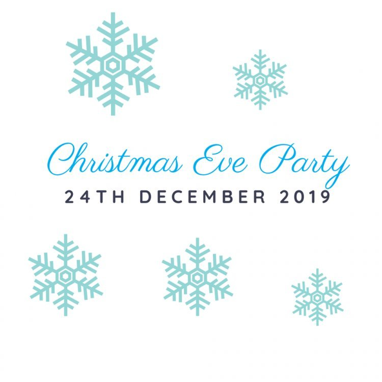 Christmas Eve Party 2019