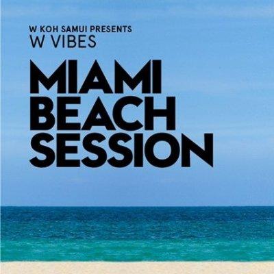 W Vibes - Miami Beach Session