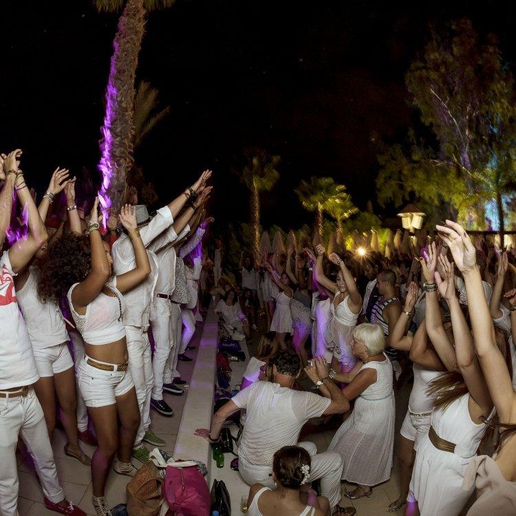 White Sensation Party