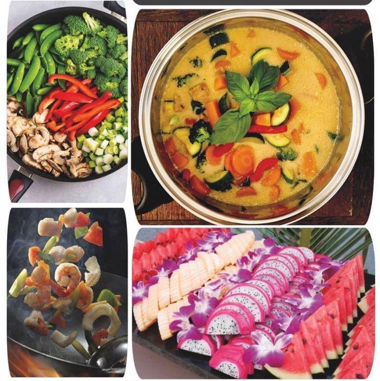 Wok Fried & Curry Night