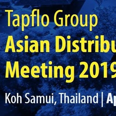 TGADM 2019 - 6th Tapflo Group Distributors & BIG 5 Meeting