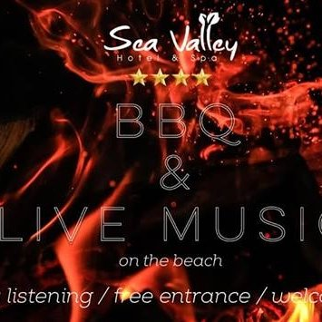 BBQ on the beach @Sea Valley